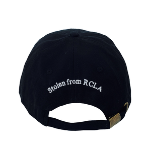 Yuppie - Dad Hat - Black