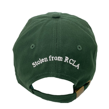 Load image into Gallery viewer, RCLA - Dad Hat - Forest Green
