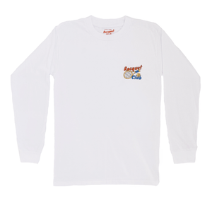 RCLA x ERWAN COUTELLIER - Long Sleeve - White