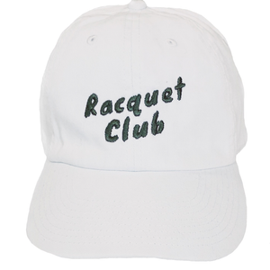 Zero Waste - RCLA - Dad Hat - White