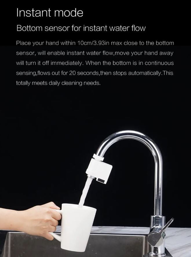 Automatic Water Faucet