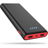 Portable Charger Power Bank 25800mAh, Ultra-High Capacity Fast Phone Charging with Newest Intelligent Controlling IC, 2 USB Port External Cell Phone Battery Pack Compatible with iPhone,Android etc