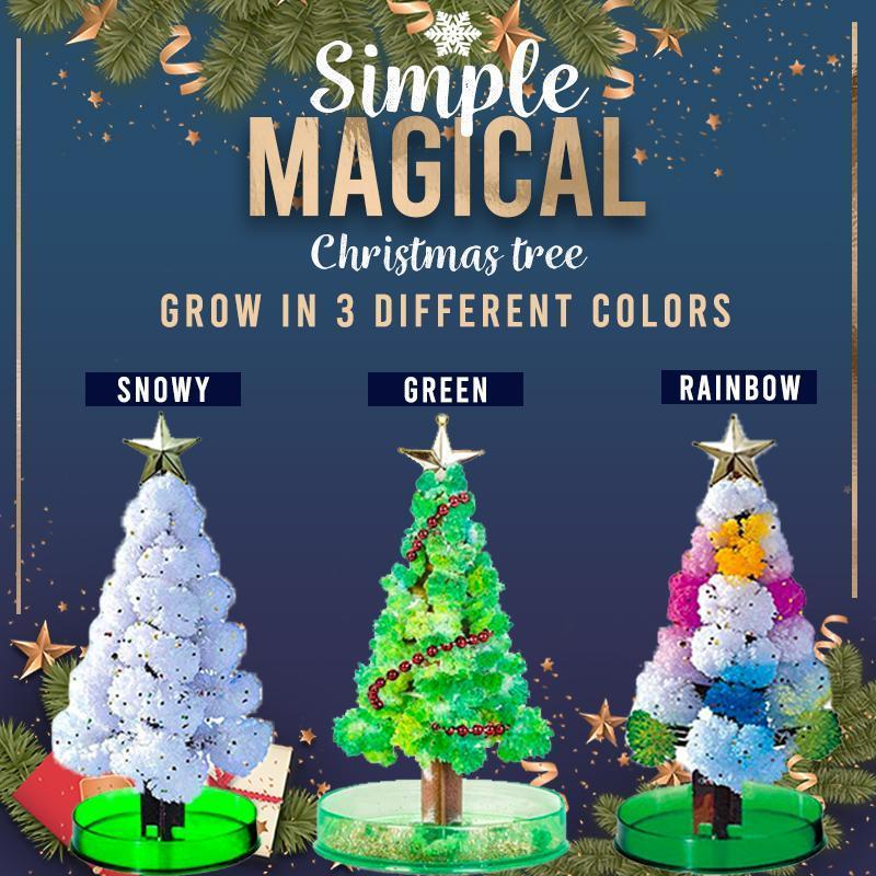 Magical Growing Christmas Tree