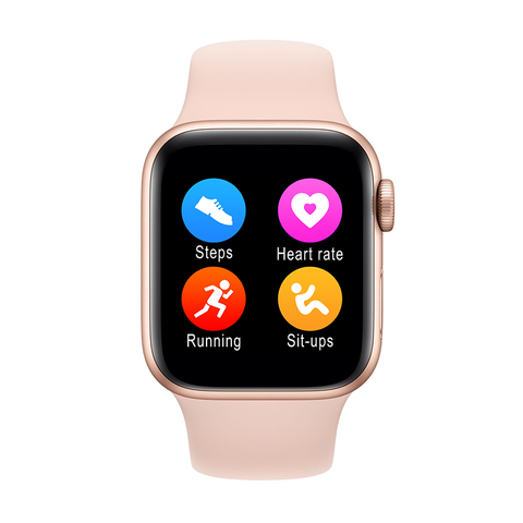 Image of Smart Watch | Bluetooth Call - Full Touch Screen - Heart Rate - Blood Pressure (KMX7)