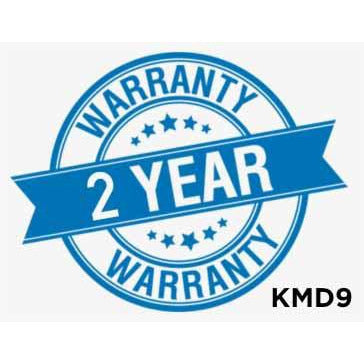 2 Year Replacement Warranty (KMD9)