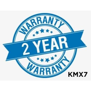 2 Year Replacement Warranty (KMX7)