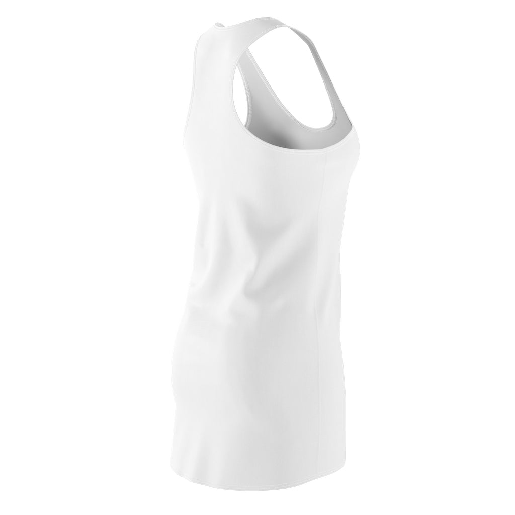 LOVE FIRST Women's Cut & Sew Racerback Dress