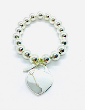 Load image into Gallery viewer, Classic Heart Bracelet