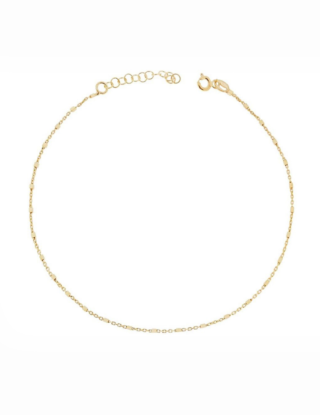Golden Anklet - Two left!!