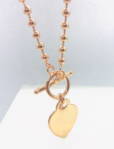 Luxe Heart Necklace