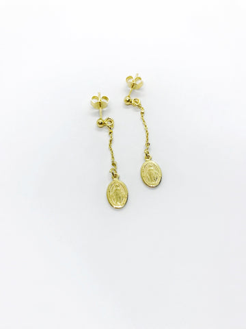 St. Mary Earrings