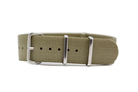 The Ilwaco Premium Nylon Strap w/Brushed Hardware