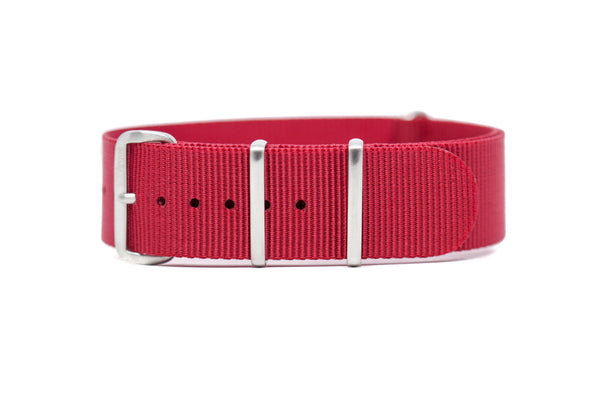 The Davenport Premium Nylon Strap w/Brushed Hardware
