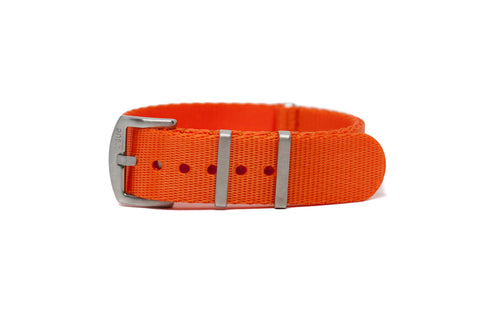 The Ferndale Volcano Strap W/Brushed Hardware
