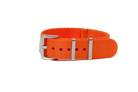 The Ferndale Volcano Strap W/Polished Hardware