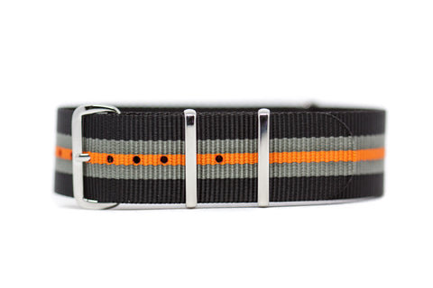 The Hoquiam Premium Nylon Strap w/Polished Hardware