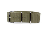 The Ilwaco Premium Nylon Strap w/Polished Hardware
