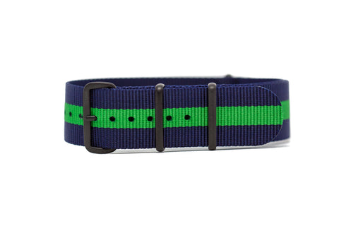 The Lynden Premium Nylon Strap w/PVD Hardware