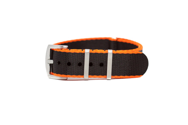 The Mesa Volcano Strap W/Brushed Hardware