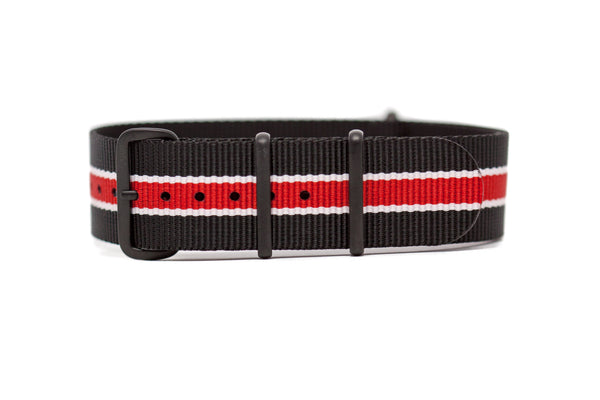 The Pullman Premium Nylon Strap w/PVD Hardware