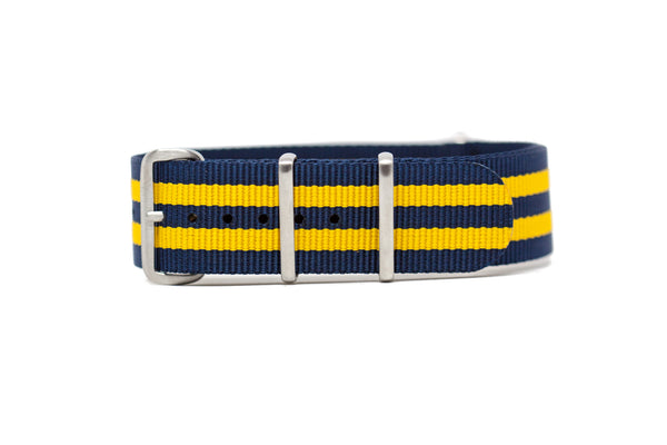 The Sequim Premium Nylon Strap w/Brushed Hardware
