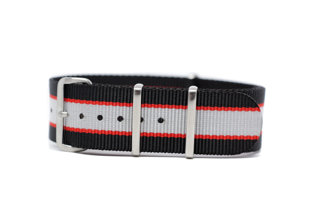 The Phantom Premium Nylon Strap w/Brushed Hardware