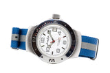 The George Premium Nylon Strap w/Polished Hardware
