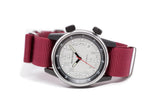 The Marysville Premium Nylon Strap w/Polished Hardware