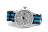 The Chehalis Premium Nylon Strap w/Polished Hardware