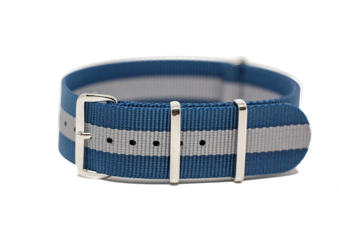 The George Premium Strap w/Polished Hardware