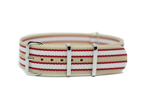 The Issaquah Premium Nylon Strap w/Polished Hardware