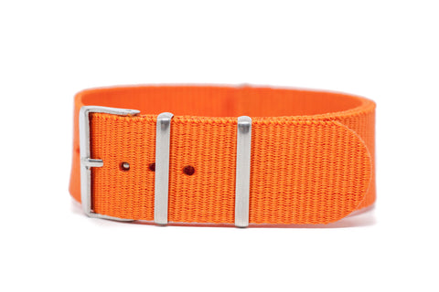 The Ferndale Nylon Strap w/Satin Hardware
