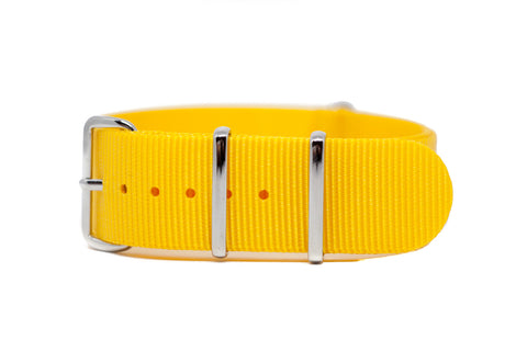 The Okanogan Premium Nylon Strap w/Polished Hardware