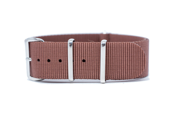 The Pasco Premium Nylon Strap w/Polished Hardware