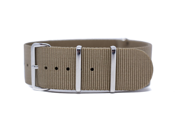 The Tekoa Premium Nylon Strap w/Polished Hardware