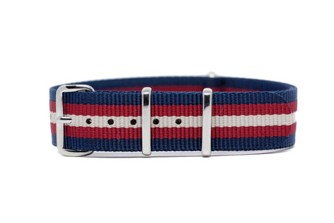 The Yakima Premium Nylon Strap w/Polished Hardware