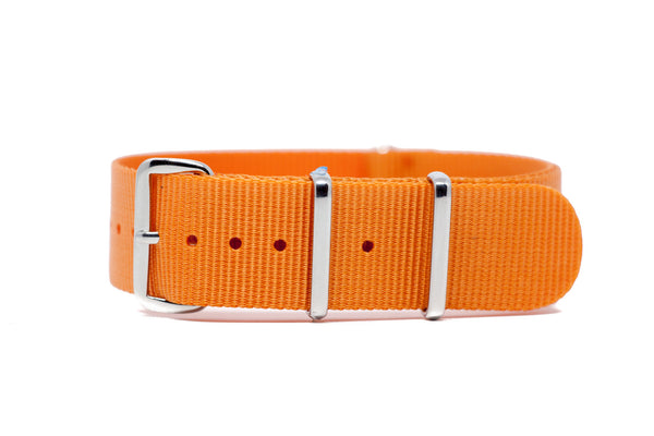The Ferndale Premium Nylon Strap w/Polished Hardware