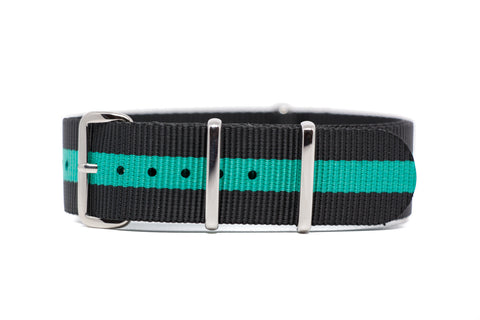 The SODO Premium Nylon Strap w/Polished Hardware
