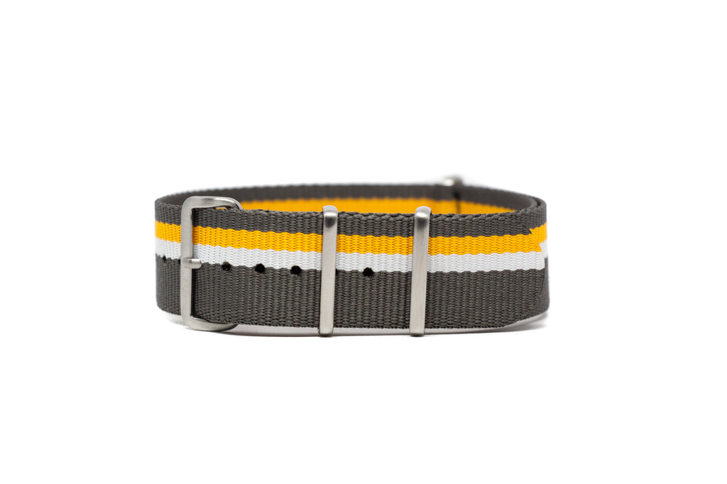 The IWL Premium Nylon Strap w/Brushed Hardware