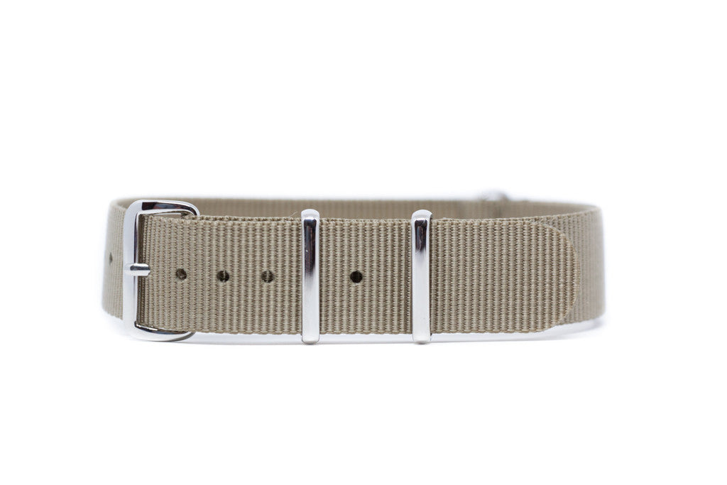 The Kalama Premium Nylon Strap w/Polished Hardware