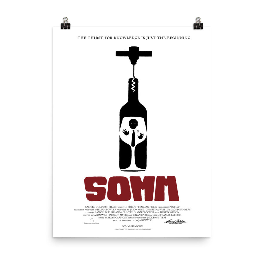 SOMM 1 Movie Poster