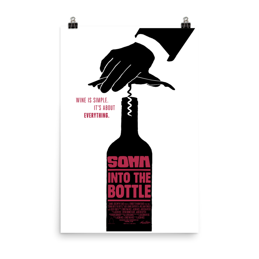 Poster - SOMM 2 - Into The Bottle