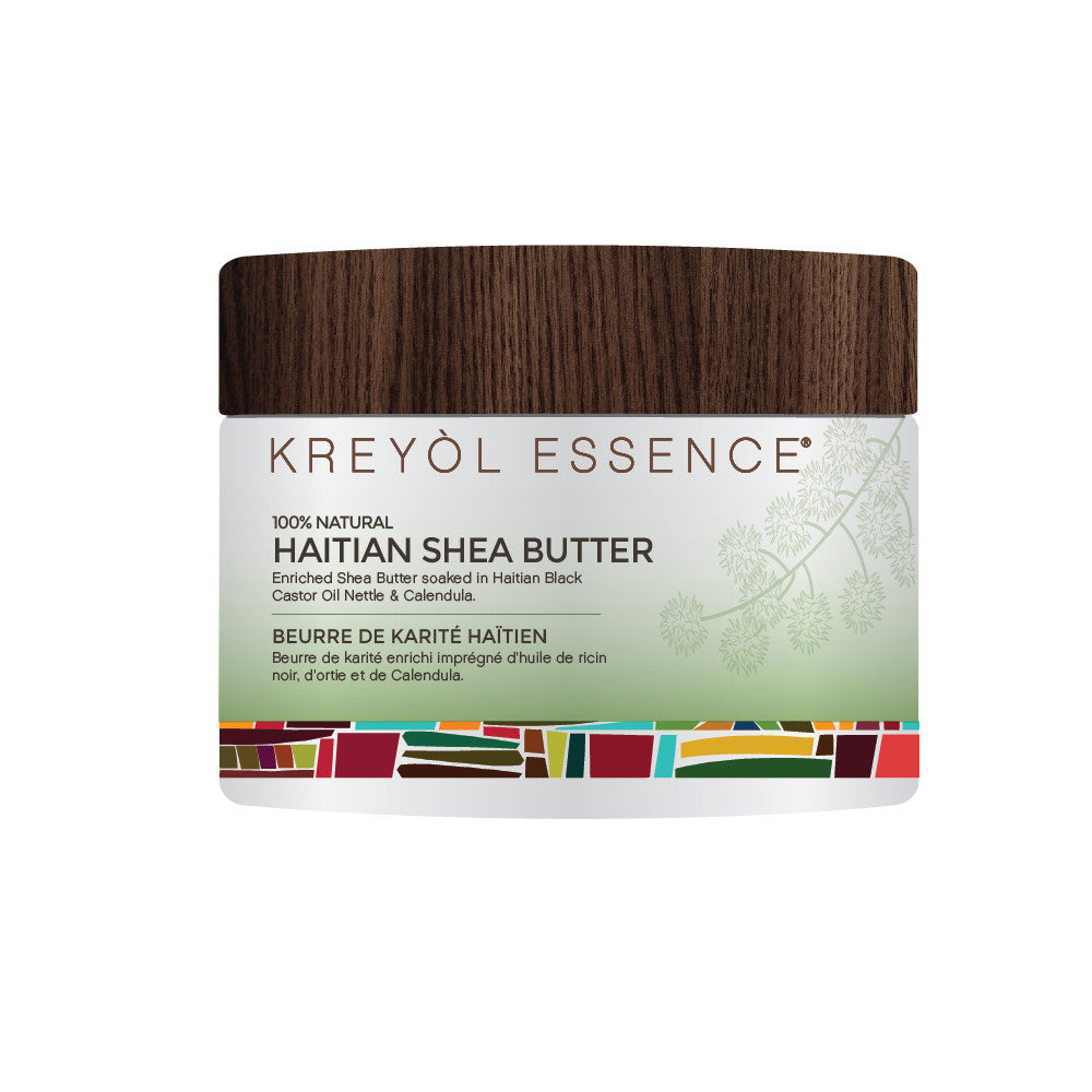 Haitian Shea Butter: Original Hair & Body Butter