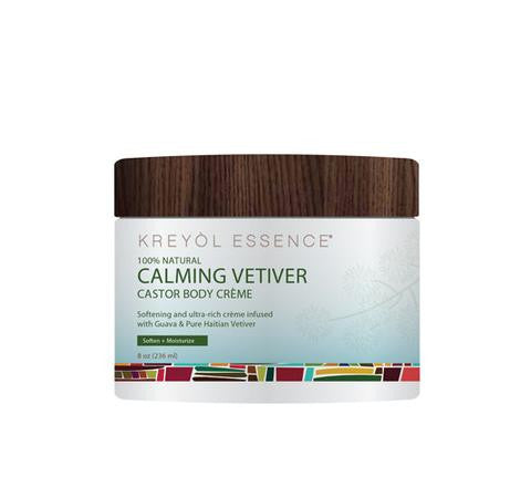 Vetiver Whipped Body Creme: For Him & Her