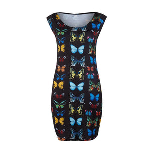 Baby Bye Buttafly Dress
