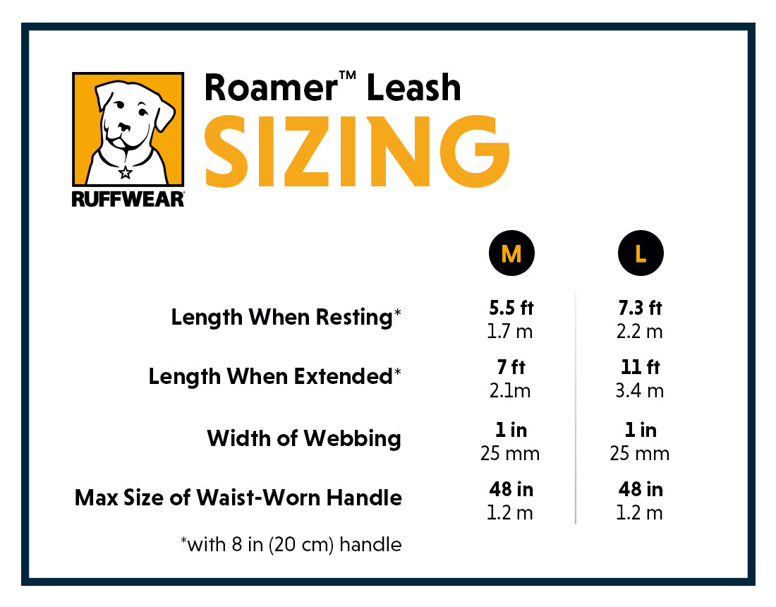 Ruffwear-Roamer-Leash-Sizing