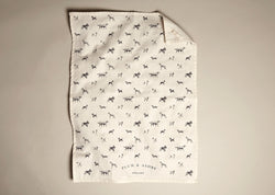 Tea towel: All Breed Dogs print