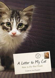 Book: A Letter to My Cat