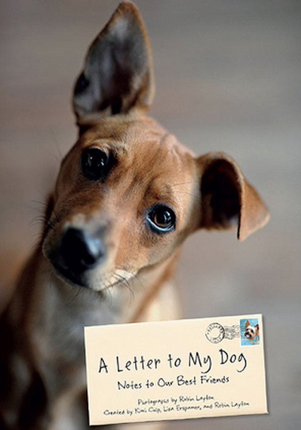 Book: A Letter to My Dog