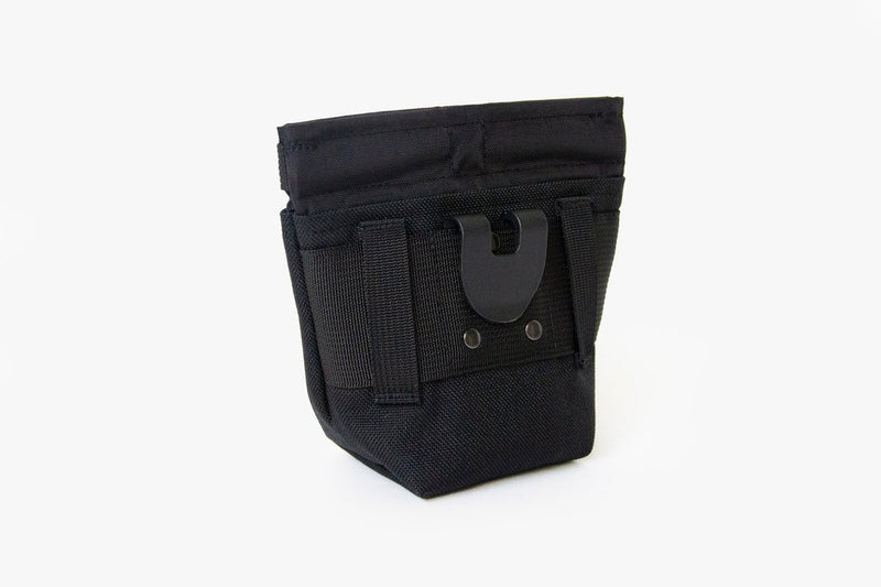 Alamo Dog Treat Training Pouch Black